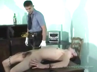 Incredible male in best bdsm, fetish homosexual xxx scene