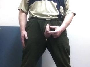 Cum with Soft Pecker