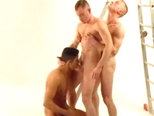 Best male in incredible group sex gay xxx movie