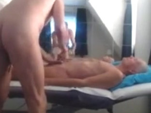 Grandpa couple on webcam 1
