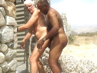 Crazy amateur gay clip with Daddies, Bareback scenes