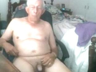 Grandpa stroke on cam 4