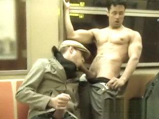 Rafael Alencar - boquete no metro