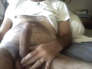 eating my precum