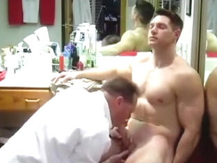 service straight guy