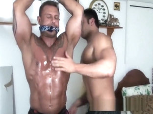 Muscle Stud bound and stripped