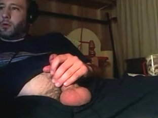 Wanking, poppers and an unexpected self facial