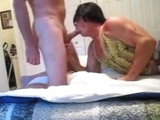 Upskirt Sissy receives Cumbath