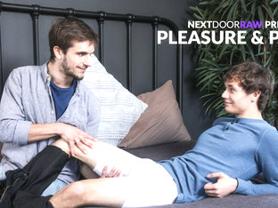 Donte Thick & Zachary Country in Pleasure & Pain - NextdoorWorld