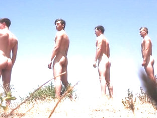 Naked Boys Rowing: Long Hot Summer, pt 2, Spain, 2016