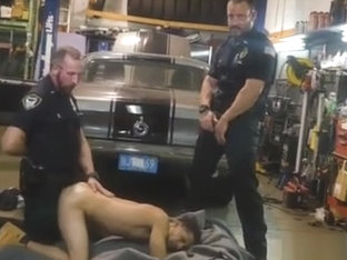 Gay police sex galleries hot kissing videos xxx cops