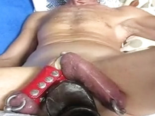 My piercing cock&balls