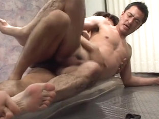 Crazy Asian homosexual guys in Hottest handjob, dildos/toys JAV clip