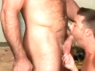 sexy hairy dude fucks guy