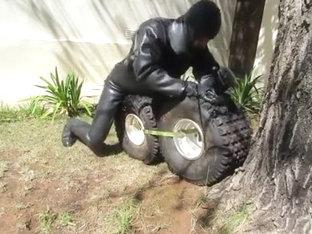 Humping Quadbike ATV tyres