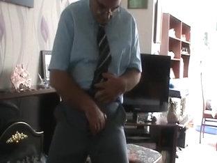 cum trouser wipe