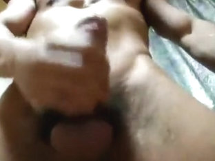 making a show of masturbation