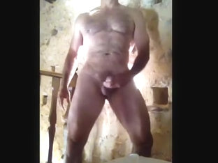 jerking off on holiday