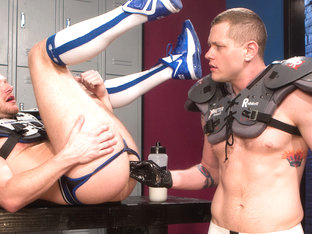 Brian Bonds & Blue Bailey in Butt Stuffers, Scene #03