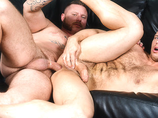 Charlie Harding & John Magnum in Cheating Husband Part 3 Scene