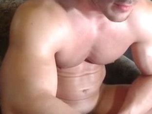 Str8 muscle men on cam ll