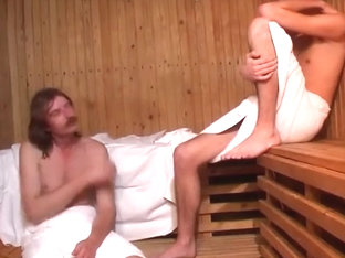 what happens in the sauna. stays in the sauna