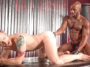 Barefoot And Fisted featuring Race Cooper, Sebastian Keys