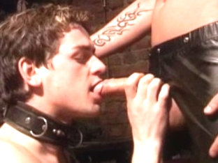 Hottest male pornstar in fabulous domination, blowjob gay xxx clip