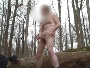 Public Park Outdoor Jack Off