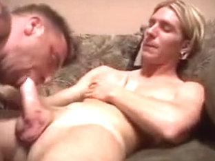 Amazing male in horny homo porn video