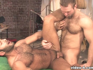 Built Tough XXX Video: Jason Michaels & Tom Wolfe - FalconStudios