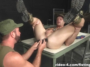 Hole Busters Vol. 6 featuring Josh West, Brian Bonds - FistingCentral
