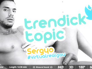 Trendick Topic - Virtualrealgay