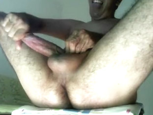 Big cock & hairy ass