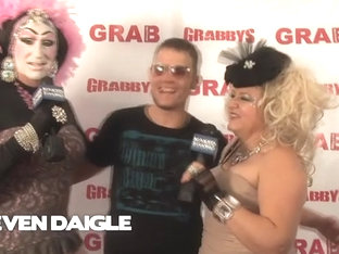 Grabbys Red Carpet 2013