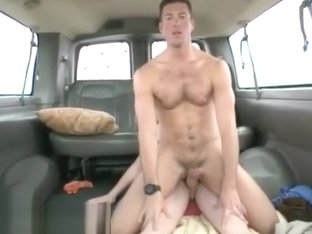 Hd young gay kissing sex movies Ass Pounding On The Baitbus!