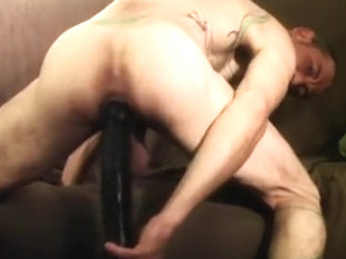 anal self demolition to fisting