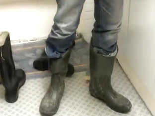 nlboots - balzer boots and jeans