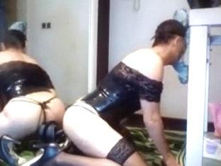 crossdresser lingerie