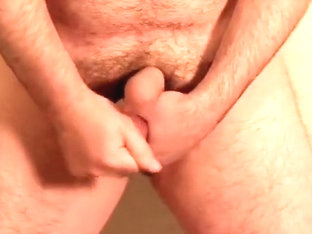 CBT handsfree cum river from punching my balls
