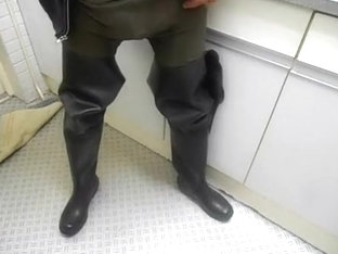 nlboots - piss waders