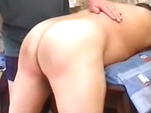 Spanked and Slippered
