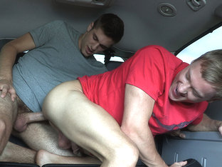 Sean Cody Video: Jess & Brent - Bareback