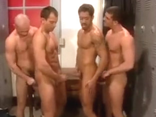 Hot Men 4some
