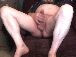 grandpa play on cum (no cum)