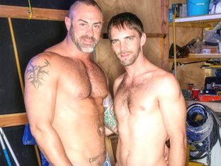 CJ Madison & Joe Parker in Hard Working Stiff Video