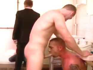 Best male in crazy group sex homo adult clip