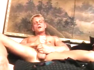 Amazing male in hottest vintage gay xxx video