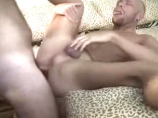 Bareback Hot Fuck Black Thug