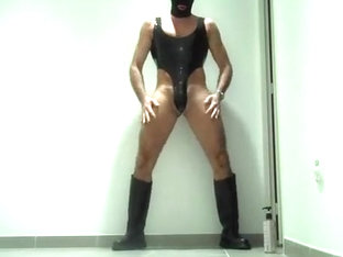 booted prostate milking
